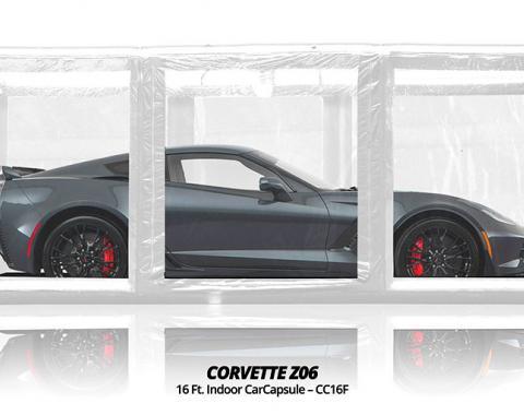 CarCapsule™ Signature Series Showcase, Indoor White