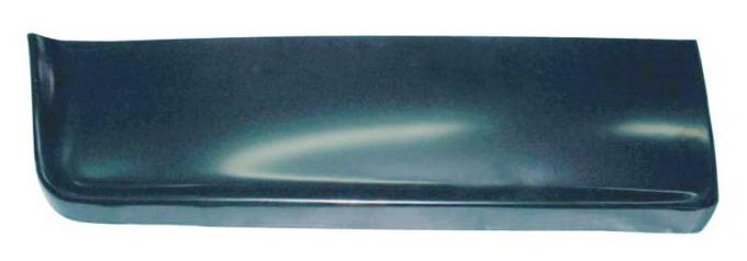 "AMD Bedside Repair Panel (7.8"" High), Lower Front, RH, 60-66 Chevy GMC C/K Short Bed Fleetside Pickup 725-4060-6R"