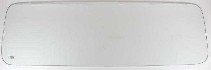 AMD Back Glass, Clear, 55-59 Chevy GMC Pickup w/ Small Back Glass ('55 2nd Series) 660-4055-C