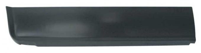 "AMD Bedside Repair Panel (7.8"" High), Lower Front, RH, 60-66 Chevy GMC C/K Long Bed Fleetside Pickup 725-4060-8R"