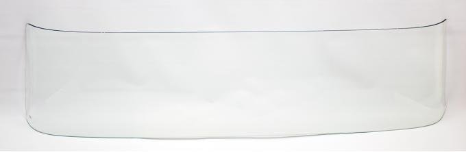 AMD Back Glass, Clear, 55-59 Chevy GMC Pickup w/ Large Back Glass ('55 2nd Series) 660-4055-1C