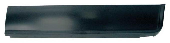 "AMD Bedside Repair Panel (7.8"" High), Lower Front, LH, 60-66 Chevy GMC C/K Long Bed Fleetside Pickup 725-4060-8L"