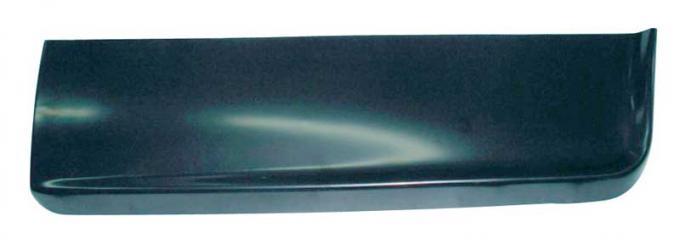 "AMD Bedside Repair Panel (7.8"" High), Lower Front, LH, 60-66 Chevy GMC C/K Short Bed Fleetside Pickup 725-4060-6L"