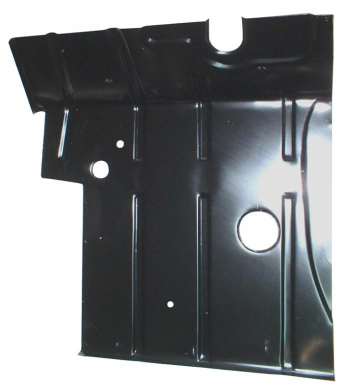 AMD Front Floor & Toe Repair Panel, LH ('55 2nd Series) 405-4055-L