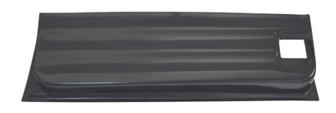 AMD Inner Door Bottom, LH ('55 2nd Series) 515-4055-L