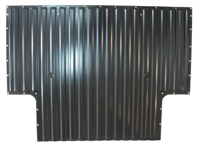 "AMD Front Bed Floor Repair Panel (53.5"" Long), 67-72 Chevy GMC C/K Fleetside Long Bed Pickup 791-4067-81"