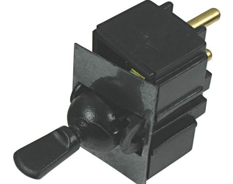 Chevelle Convertible Power Top Switch, Functional Replacement, 1964-1972