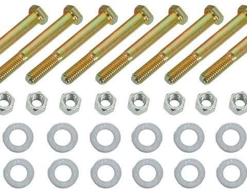 Chevelle Control Arm Hardware Kit, Rear, 1964-1972