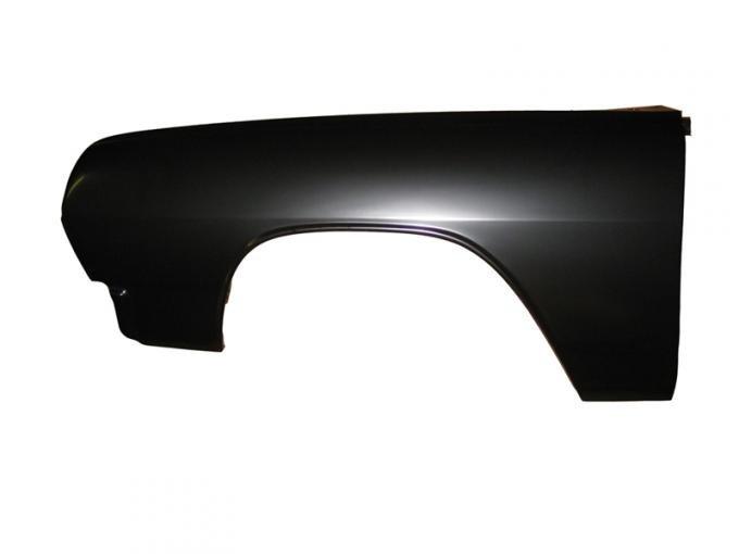 AMD Front Fender, LH, 65 Chevelle El Camino X200-3465-L