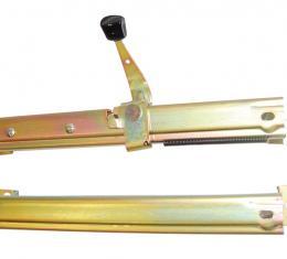 AMD Seat Track, LH, 68-72 Chevelle El Camino GTO Cutlass Skylark; 70-72 Monte Carlo X413-3468-L