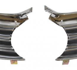 AMD Outer Grille Extensions (2pcs), 67 Chevelle X150-3467-P