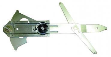 AMD Front Door Manual Window Regulator, RH, 69 Chevelle GTO Skylark Cutlass (2DR Coupe & Convertible) X545-3469-R