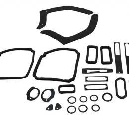 Montco Inc / Repops Paint Gasket Kit, 69 Chevelle Non-SS R-CH162