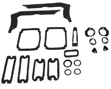 Montco Inc / Repops Paint Gasket Kit, 67 Chevelle R-CH158