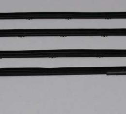 Montco Inc / Repops Window Felts, Outer (4pcs), 64-65 Chevelle Coupe R-CH175A