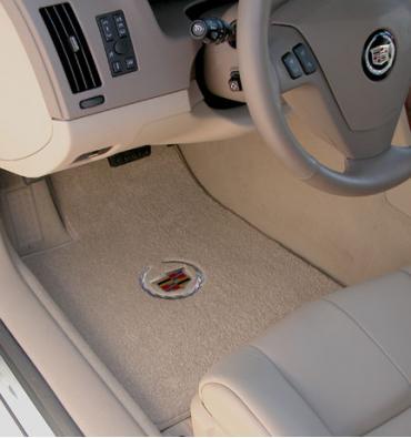 Lloyd® Luxe™ Custom Fit Floor & Cargo Mats