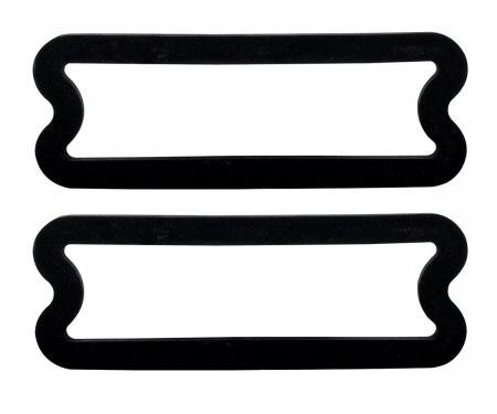 United Pacific Backup Light Lens Gasket Set For 1969-72 Chevy El Camino 110459