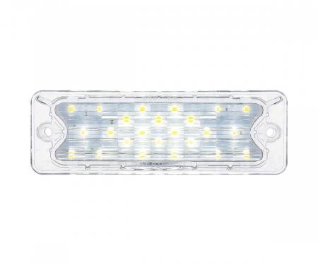 United Pacific 24 White LED Back-Up Light For 1969-72 Chevy El Camino 110458