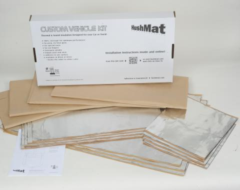 HushMat  Sound and Thermal Insulation Kit 68210