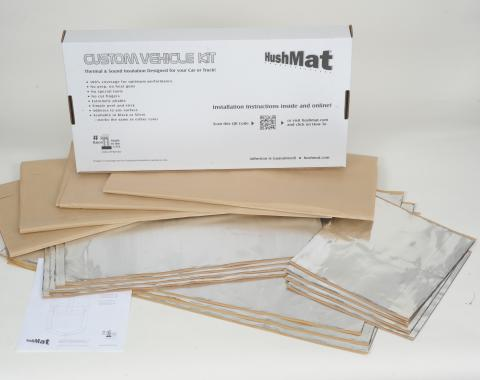 HushMat Volkswagen Beetle 1950-2018   Sound and Thermal Insulation Kit 68200