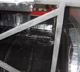 Hushmat 682601 Sound and Thermal Insulation Kit 2002-present Volkswagon Toureg - Floor
