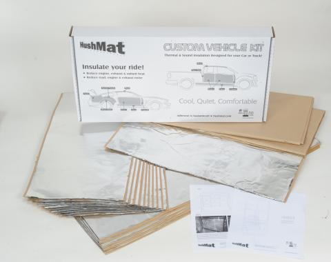 HushMat Honda Civic 1996-2000   Sound and Thermal Insulation Kit 68096