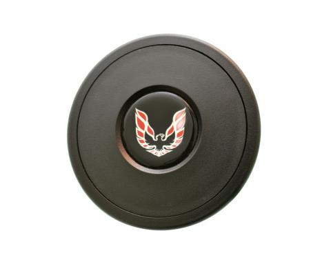 Volante S9 Series Horn Button Kit, Red Firebird