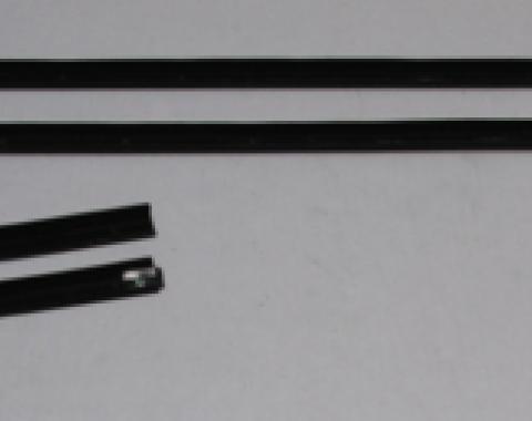Cutlass Reproduction Windowfelt Kit, 2 Door Hardtop, Outers, 1969-1972