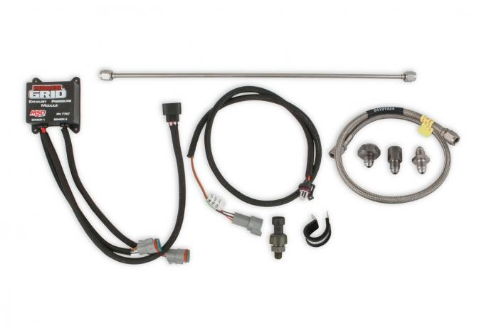 MSD Exhaust Pressure Module 7767
