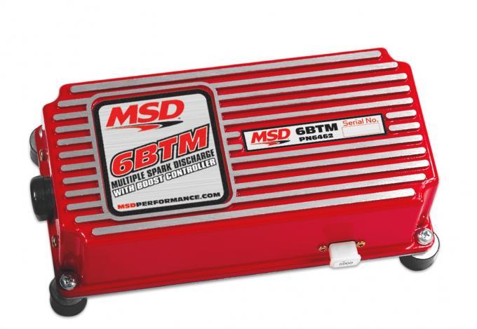 MSD 6BTM Series Multiple Spark Ignition Controller 6462
