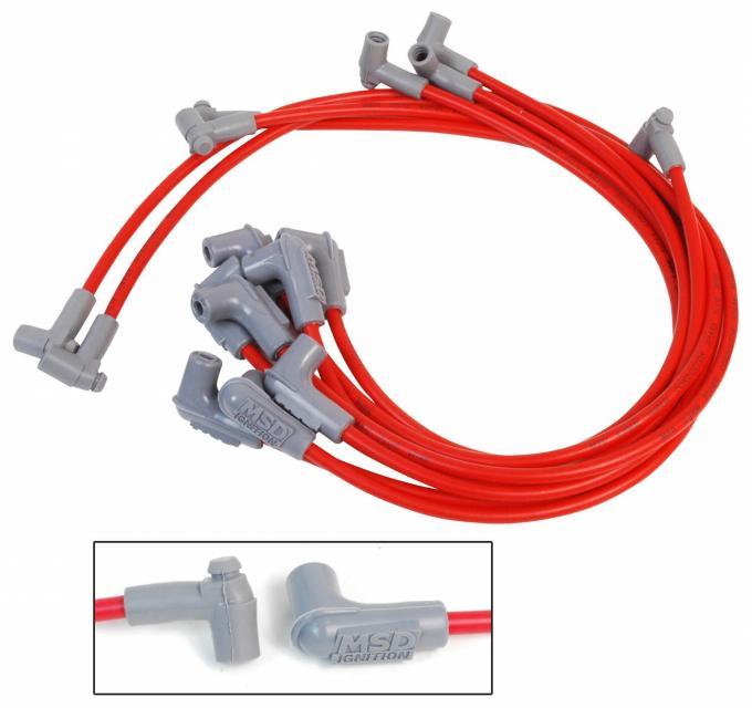 MSD Custom Spark Plug Wire Set 31249