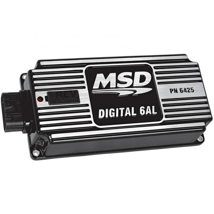 MSD Digital-6AL Ignition Controller 64253