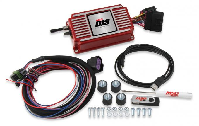 MSD Direct Ignition System [DIS] Ignition Control 6015MSD
