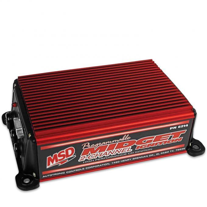 MSD Midget DIS2 Programmable Race Ignition 6214