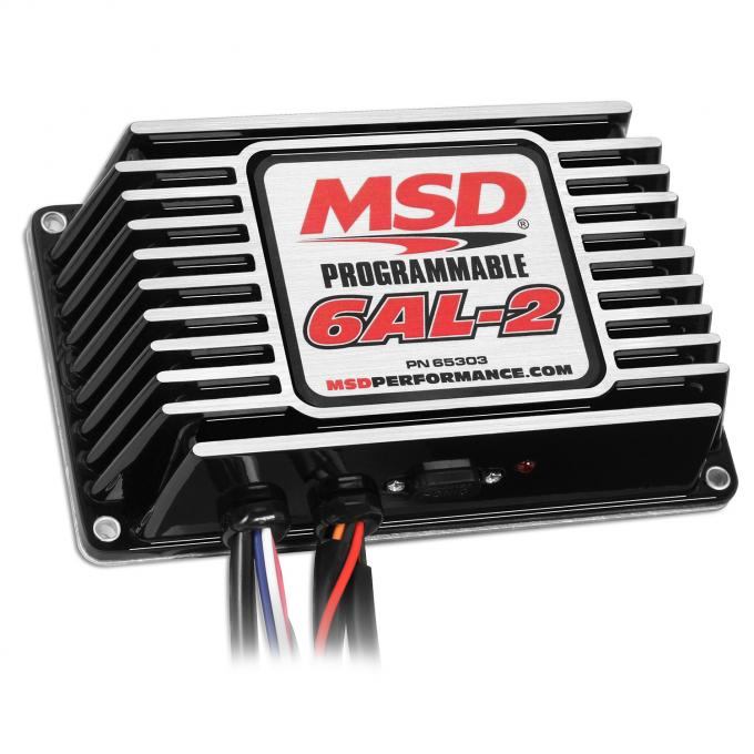 MSD 6AL-2 Programmable Ignition Controller 65303