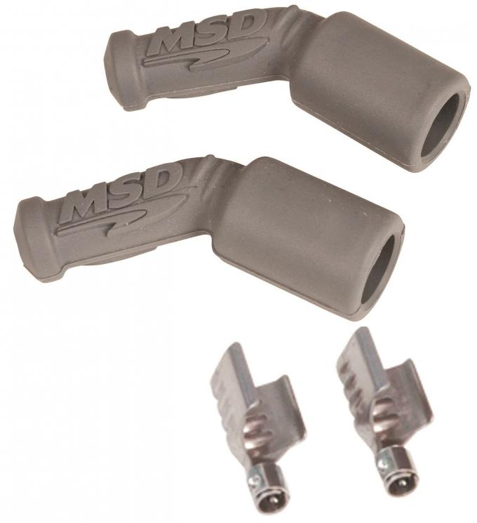 MSD Spark Plug Boot And Terminal 3304