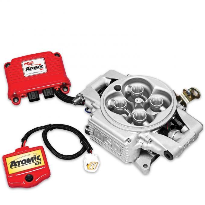 MSD Atomic EFI Basic Kit Throttle Body 2910