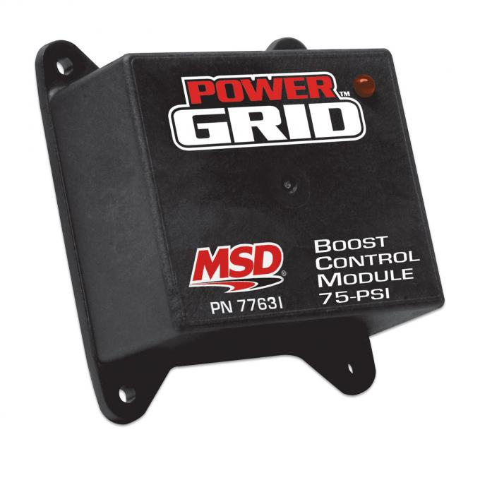 MSD Power Grid Ignition System™ Boost Control Module 77631