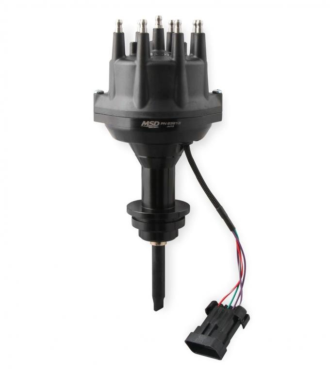MSD Pro-Billet EFI Dual Sync Distributor 23813