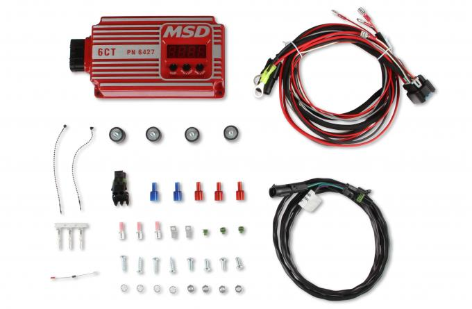 MSD 6CT Series Circle Track Ignition Controller 6427