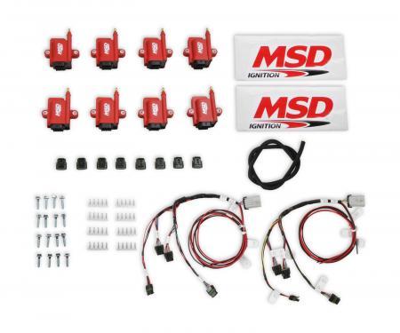 MSD Smart Coil Big Wire Kit 8289-KIT