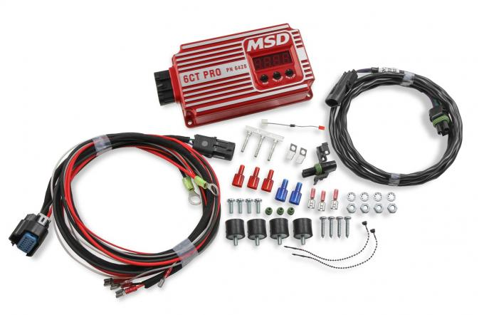 MSD 6CT PRO Circle Track Ignition Controller 6428
