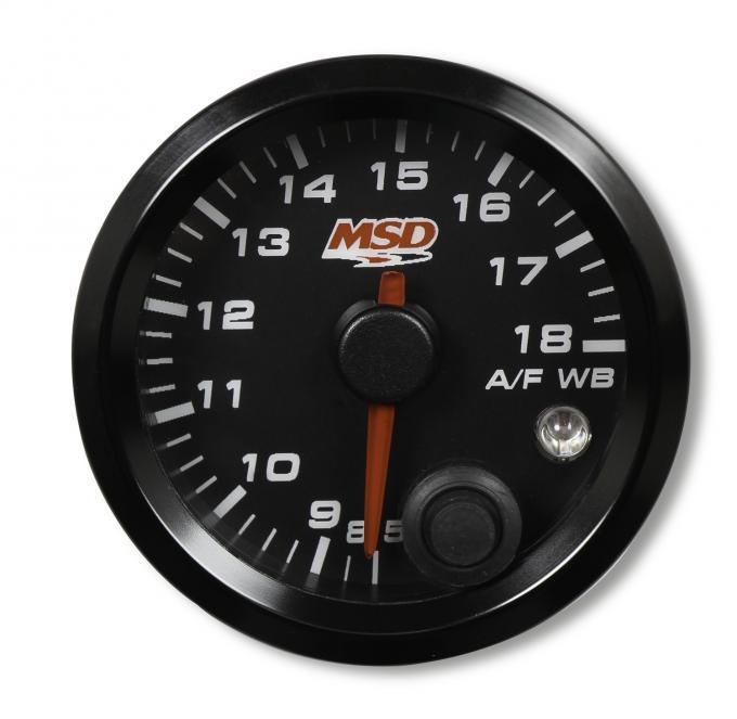 MSD Standalone Wideband Air/Fuel Gauge 4650