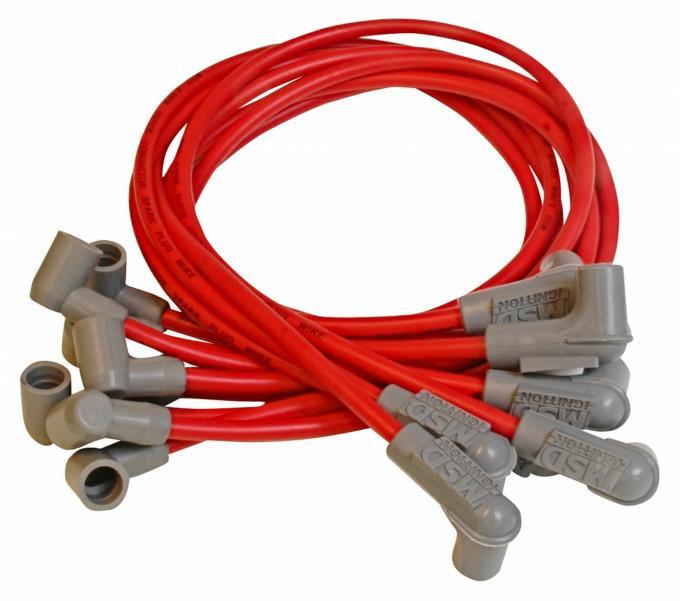 MSD Custom Spark Plug Wire Set 31599
