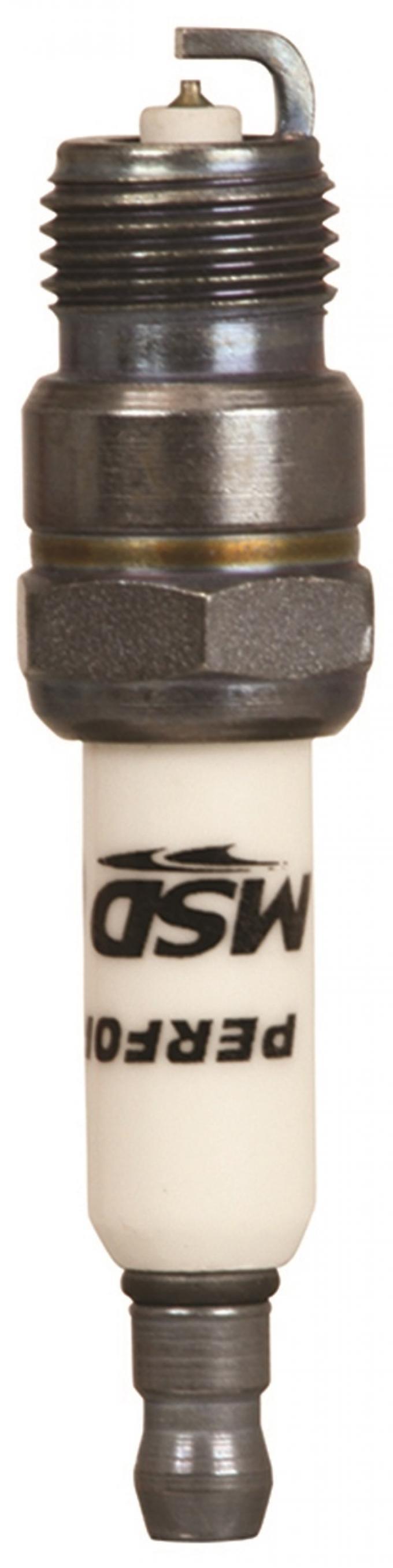 MSD Iridium Tip Spark Plug 3721