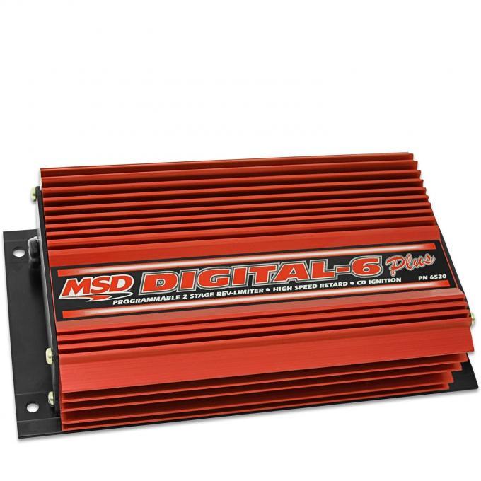 MSD Digital-6 Plus Ignition Controller 6520