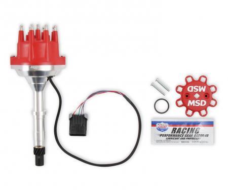 MSD Pro-Billet EFI Dual Sync Distributor 2387