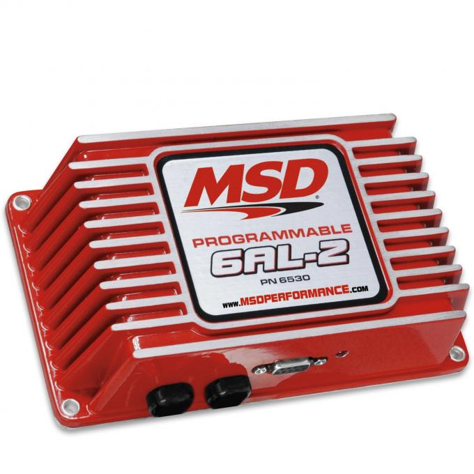 MSD 6AL Programmable Ignition Controller 6530