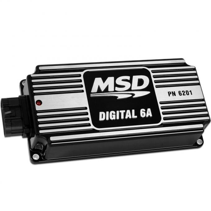 MSD Digital-6A Ignition Controller 62013