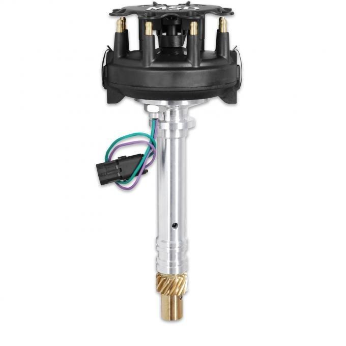 MSD EFI Sync Signal Billet Distributor 2340